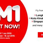 AirAsia Booking June 2015