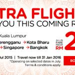 AirAsia Promotion To Kota Bharu Kelantan July 2015