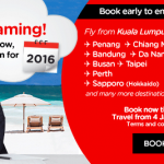 AirAsia MALAYSIA PROMO October 2015 | Book Cheap Flights Online To 21 Countries