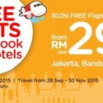 AirAsia Promotion 2015 Free Seats