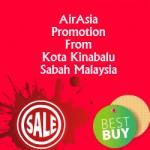 AirAsia Promotion and AirAsia Booking Kota Kinabalu Sabah September 2015