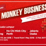 AirAsia Airlines Malaysia Promotion January 2016