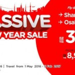 AirAsia Airlines Thailand Promotions January 2016
