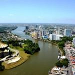 AirAsia Go fly free from Kuala Lumpur to Kuching Sarawak March 2017