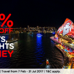 AirAsia tickets discount from Kuala Lumpur to Sydney February 2017