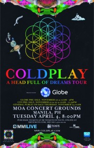 AirAsia Cheap Travel To Philippines April 2017 - Coldplay Concert