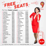 BOOK AIRASIA PROMOTION TICKET