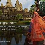 AirAsia Promotions To Johor Bahru September 2017