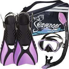 SEAVENGER ADVANCED SNORKELING COMBO