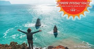 AIRASIAGO PROMOTION OCTOBER 2017 - October Special Deals