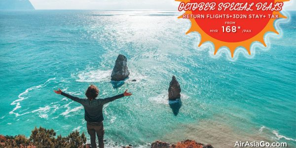 AIRASIAGO PROMOTION OCTOBER 2017