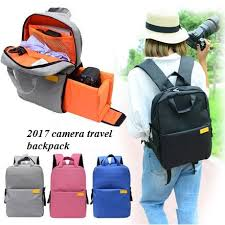 AirAsia X Promotion 10xcitingyears - Oxford Camera Travel Backpack via 11 street