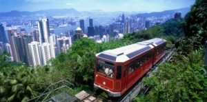 AirAsia Cheap Flights To Hong Kong 2017 - Peak Tram