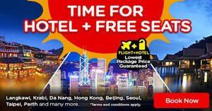 AirAsiaGo Free Seats Promotion 2017 - AirAsiaGo Free Seat