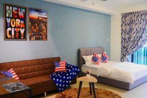 AirAsia Bangkok To Kuala Lumpur Flight 2017 - Airbnb NY Studio Apmt