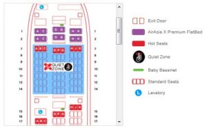 AirAsia Anniversary Sale 2017 - AirAsia Choose Seat