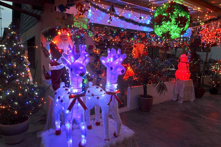 Christmas in Portuguese Settlement, Melaka