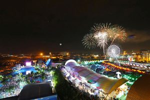 AIRASIA BRUNEI TO KUALA LUMPUR PROMOTION 2017 - i-city shah alam