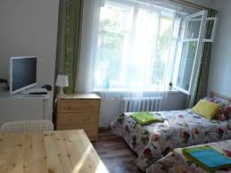 moscow homestay