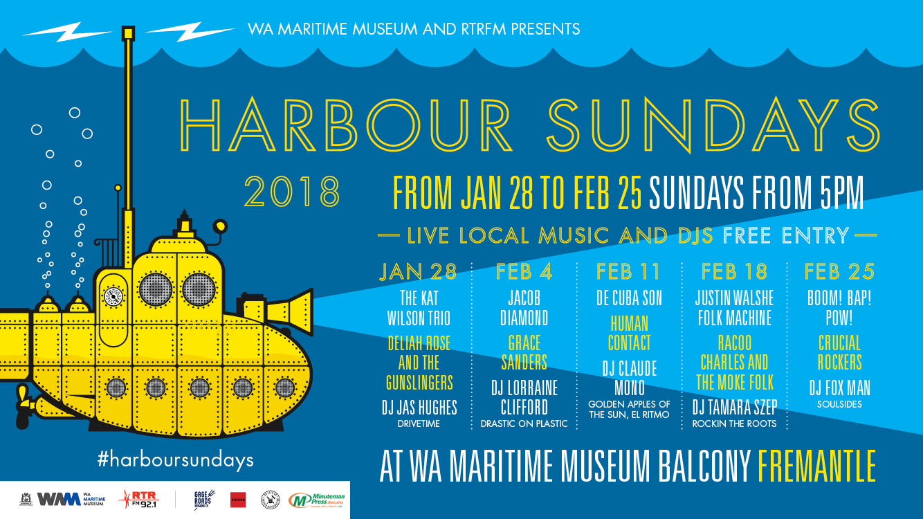 HarbourSundays