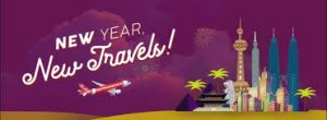 AIRASIA LOW FARES PROMOTION JANUARY 2018 - Low Fares January 2018