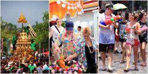 AIRASIA THAILAND PROMOTION 2018 - Songkran Thailand