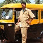 AIRASIA FLIGHT TO GOA - Goa auto-rickshaws