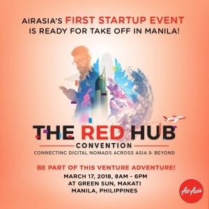 AIRASIA FREE SEATS MARCH 2018 PROMOTION - THE RED HUB EVENT