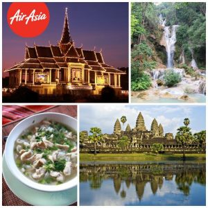 CHEAP FLIGHT TO PHNOM PENH - AirAsia Phnom Penh