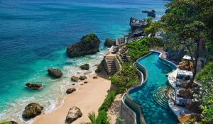 AIRASIA FLIGHT TO BALI -Ayana Resort & Spa