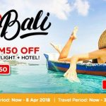 AIRASIA FLIGHT TO BALI