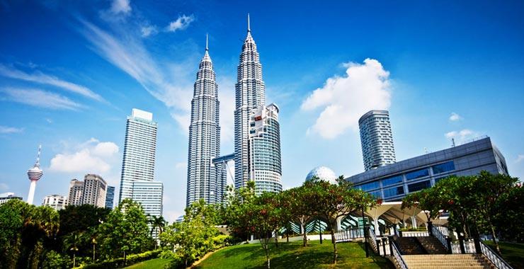 Kuala Lumpur City of Malaysia