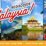 DISCOVER MALAYSIA 2018 -Rediscover Malaysia AirAsiaGo