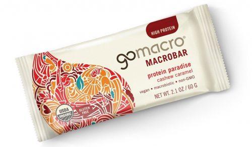 protein bars gomacro