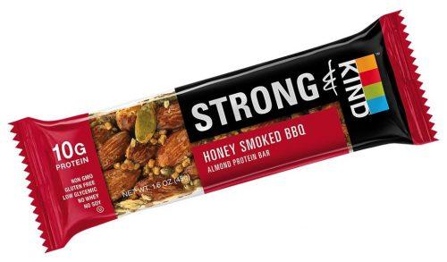 protein bars kind BBQ