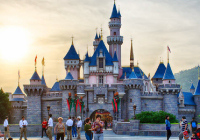 Cheap Flight To Hong Kong June 2018-hong kong disneyland