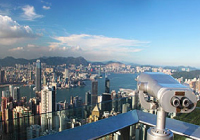 Cheap Flight To Hong Kong June 2018-victoria peak