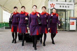 cheap flight from hong kong june 2018 - hong kong airlines crews