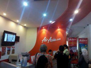 AIRASIA KOTA KINABALU 2018 - AirAsia Kota Kinabalu Sales Office