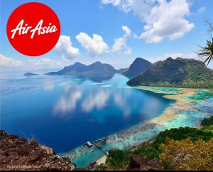AIRASIA KOTA KINABALU 2018 - Gunung Kinabalu