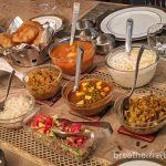 AIRASIA INDIA DOMESTIC FLIGHTS - A homestay feast
