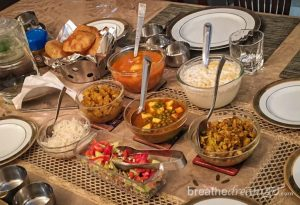 AIRASIA INDIA DOMESTIC FLIGHTS - A homestay feast