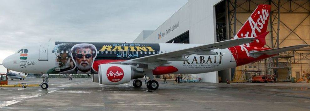 AirAsia India Kabali