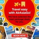 PENANG TO PHUKET FLIGHT - AirAsiaGo Travel Package