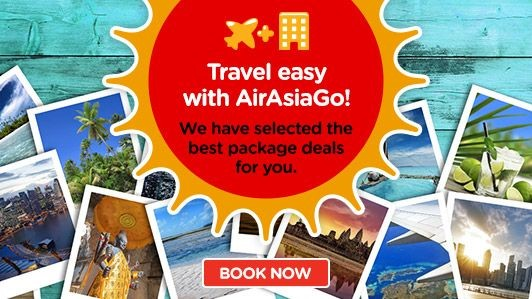 AirAsiaGo Travel Package