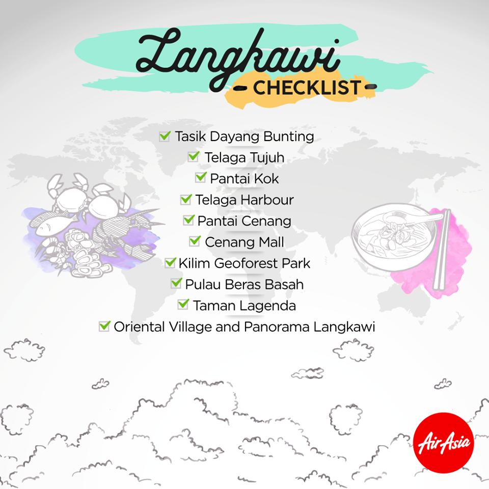 Langkawi Tourist Spot