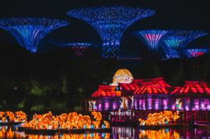 CHEAP FLIGHT TO SINGAPORE FROM MALAYSIA - Mid-Autumn Festival Singapore