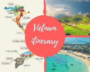 CHEAP FLIGHT TO VIETNAM 2018 - Vietnam Itinerary