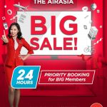 AirAsia BIG Sale 2019 Priority Booking