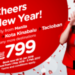 AirAsia Airlines Philippines Promotions January 2016